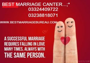 Marriage bureau sites